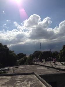 roof in Haiti