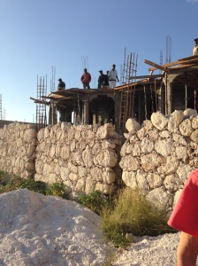 Orphanage Under Construction